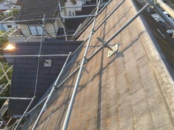 工事前のお客様のご自宅の屋根