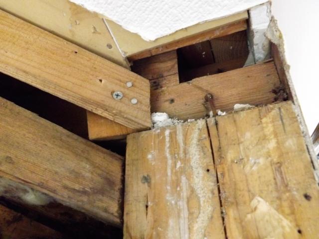 住宅の木材