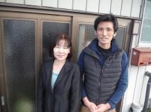 昭和村で積雪被害による雨樋交換をご依頼されたO様