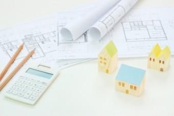 お家の模型と設計書
